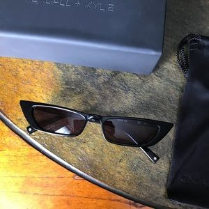 34638243c44 Kendall   Kylie Accessories - Kendall + Kylie Vivian Cat Eye Sunglasses